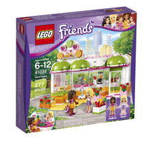 Lego Friends Heartlake Juice Bar Modelo 41035