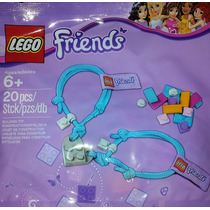 Lego Friends Brazaletes De Amistad