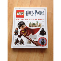 Libro Lego Harry Potter Building The Magical World