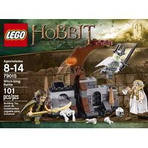 Lego Hobbit Witch King Battle Modelo 79015