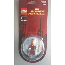 Iron Man Iman Lego Minifigura Marvel Ugo Envio Gratis