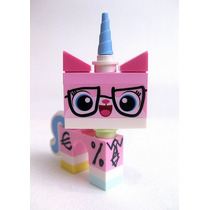 Lego Biznis Uni Kitty / Movie / Con Lentes / Emmet / Gatita