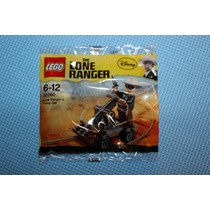Lego Llanero Solitario - The Lone Ranger Pump Car #30260