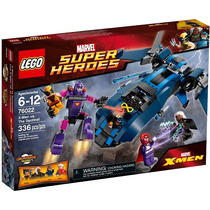 Lego Super Heroes X-men Vs. The Sentinel 76022