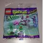 Kraang Droid Laser Turret Lego Tortugas Ninja Polybag