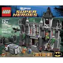 Lego Super Heroes Arkham Asylum Breakout , Dc Modelo 10937