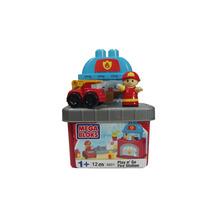 Lego Megabloks Estación De Bomberos Oferta.