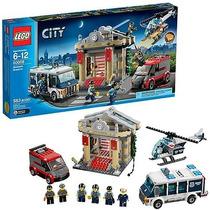 Lego City 60008 Asalto Al Museo!!!