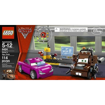 Lego Cars 8424 Centro De Espionaje De Mater!!