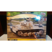 Tanque Tipo Lego Panther