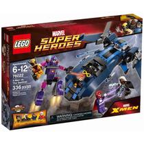 Lego Marvel 76022 Los Xmen Vs El Centinela!! Gzt