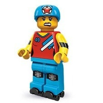Lego 71000 Minifigures Serie 9 Chica Con Patines!!