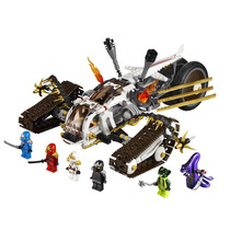 Tb Lego Ninjago Ultra Sonic Raider Set 9449