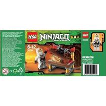 Tb Lego Ninjago Mini Figure Set #30086