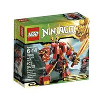 Tb Lego Ninjago Kais Fire Mech 70500