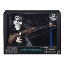 Moto Speeder Con Soldado Explorador Star Wars
