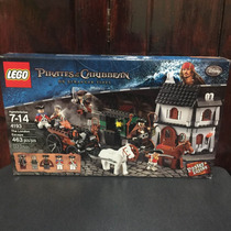 Lego Piratas Del Caribe The London Escape 4193 Pirates