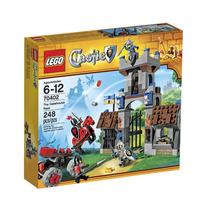 Lego Castle The Gatehouse Raid Modelo 70402