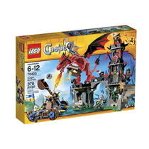Lego Castle Dragon Mountain Modelo 70403