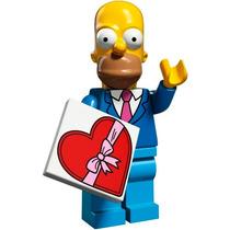Lego Minifigures Simpson Serie 2 Homero Simpson