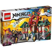 Lego Ninjago 70728: La Batalla Por La Ciudad De Ninjago
