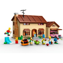 Lego Los Simpson 71006: La Casa De Los Simpson