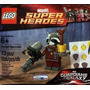 Minifigura Rocket Racoon Guardians Of The Galaxy Lego Ugo