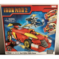 Iron Man 2 De 156pzs Mega Blokstipo Lego Marvel Promocion