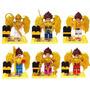 Set Los Caballeros Del Zodiaco Saint Seiya Compatilble Lego