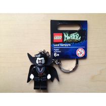 Dracula Lord Vampire Llavero Lego Monster Fighters Ugo