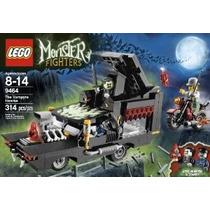 Combatientes Del Monstruo Lego 9464 El Vampyre Coche Fúnebre