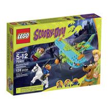 Lego Scooby Doo 75901 Aventuras En El Avión Del Misterio!!