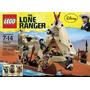 Lego El Llanero Solitario Comanche Camp Modelo 79107 Nuevo