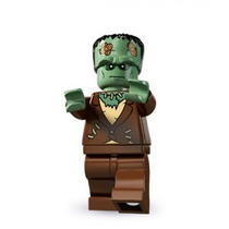 Lego 8804 Minifigure Serie 4 Frankestein !!!! Mmu