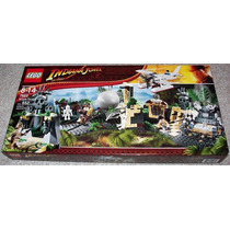 Lego Indiana Jones Templo De Escape 7623