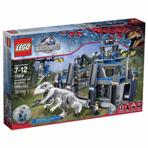 Lego Jurassic World Indominus Rex Breakout Modelo 75919