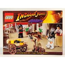 Lego Indiana Jones Emboscada En El Cairo 7195