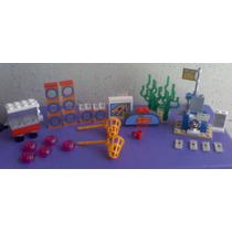 Bob Esponja Lego Gran Lote De Accesorios