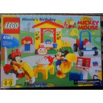 Lego Disney Gran Set Mickey Y Mimi Contiene Muchas Cosas