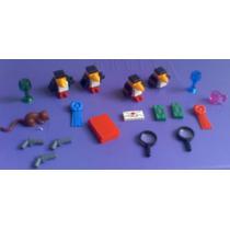 Harry Potter Lego Lote Num 3 De Accesorios