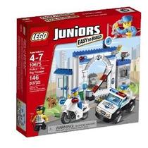 Lego Juniors 10675 Policía - El Gran Escape De