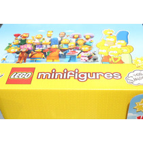 Lego The Simpsons Minifiguras Serie 2