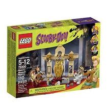 Lego Scooby-doo 75900 Momia Museo Kit Edificio Misterio