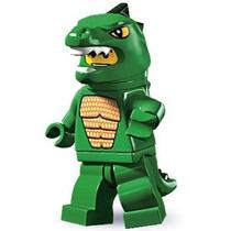 Lego Serie 5 De Colección Minifigure Lizard Man - Dino Hombr