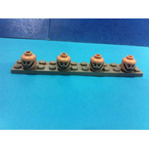 Lego Vintage Cabezas 100% Lego Varios Estilos Refaccion Js