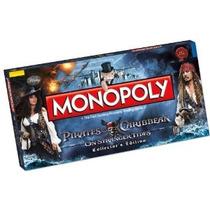 Piratas Del Caribe Monopoly