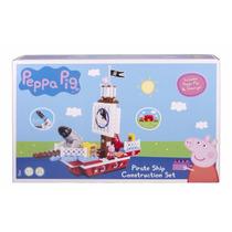 Peppa Pig Y George Barco Pirata 82 Pz Lego Plus Construcción