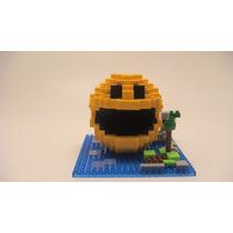 Video Juegos - Pac-man Lego Mini Blocks