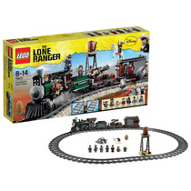 Lego Set 79111 Constitution Train Chase El Llanero Solitario