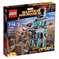Lego Atack On Avengers Tower ¡sólo En Gamers!
